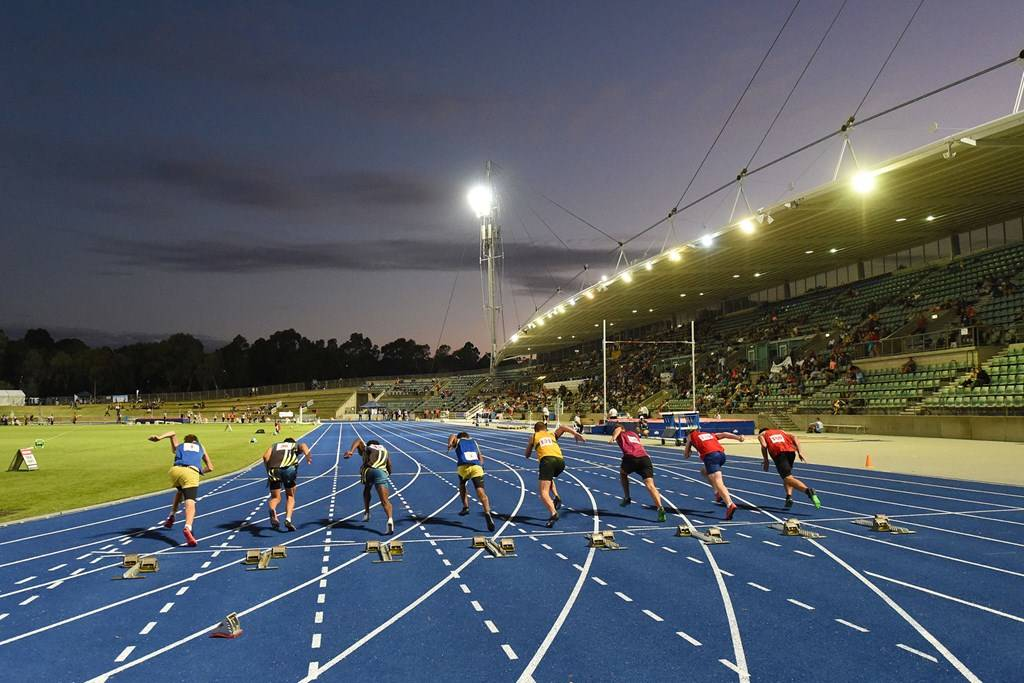Athletic Centre - Sydney Track Classic - Photography by Delly Carr