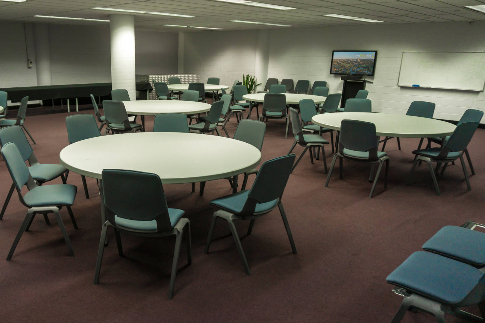 Community Centre Function Room Booking