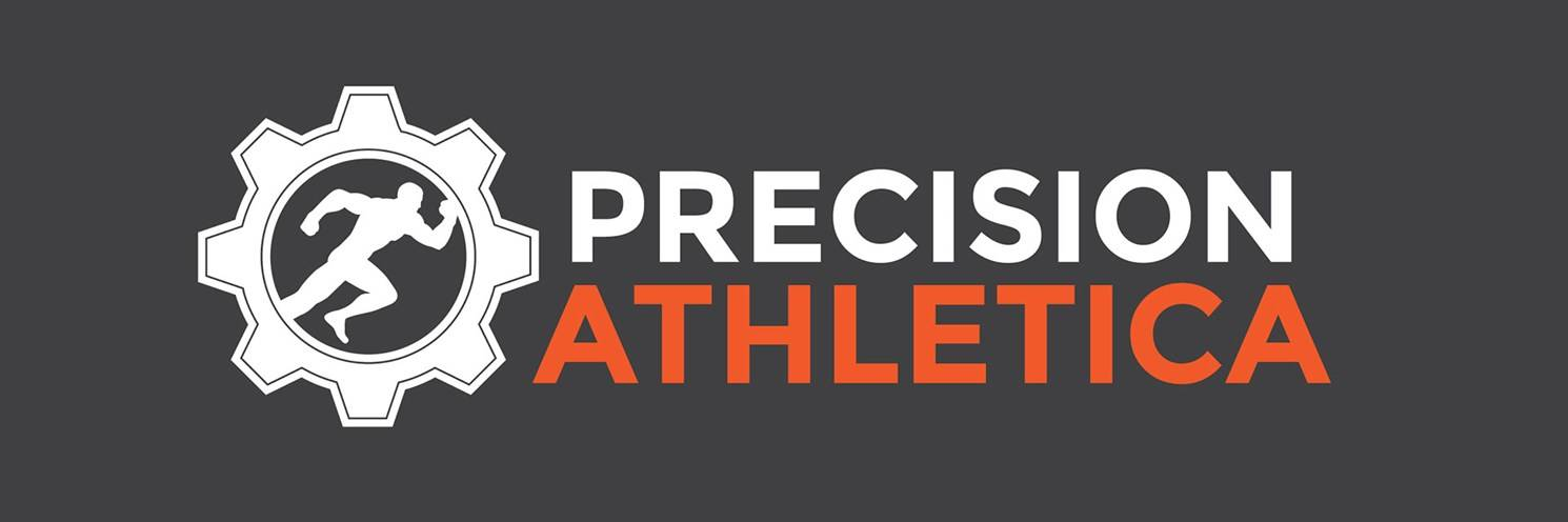 Precision Athletica Logo - Courtesy of Precision Athletica