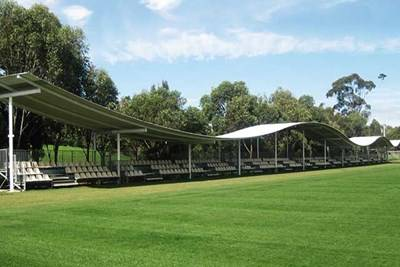 Athletic Centre - Wilson Park Stadium - Photography by Sydney Olympic Park Authority - 2012