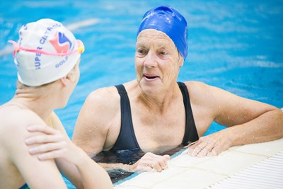 AquaticCentre - Seniors & Pensioner Free Day - Photography by Hamilton Lund